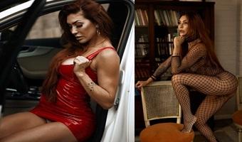 Dominatrix Valentina Cooper